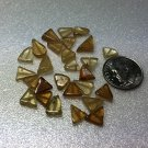 Hessonite Garnet Beads Parcel