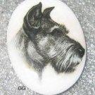 Dog Cabochon