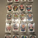 Lot of 20 Temp Tattoos