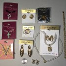 Lot of 10 Costume Jewelry