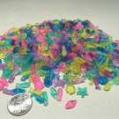 Lot of Plastic Sea Critter Beads