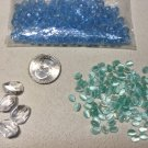 Assorted Beads and Cabs for Crafting
