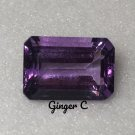 Amethyst 11x8mm Octagon 3.15ct