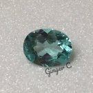 Apatite 9x7mm Oval 1.9ct