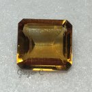 Citrine 9.5x5mm Octagon 2.8ct