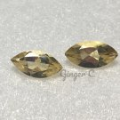 Citrine 6x3mm Marquise