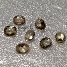 Imperial Topaz 3.5x3mm Oval