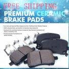 AUDI A3 Disc Brake Pad Disc Brake Pad2011-10Front-All OE Pad Material Is CeramicCFC1107