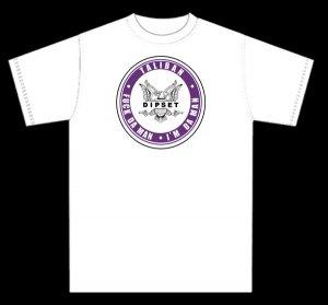 Hip Hop Influenced T Shirts