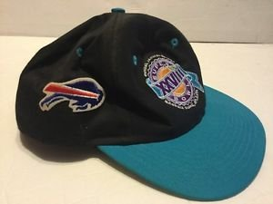 Super Bowl Xxviii Hat Buffalo Bills Vintage SnapBack 1994 1993 Georgia Dome