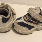 Infant Baby Nike Shoes Size 5c Red White And Blue Athletic Tennis Sneakers