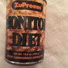 Zupreem Monitor Diet 14.8 Oz Food Exotic Carnivorous Animal Canned