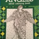 Adult Coloring Book Religious Inspirational Bible Angels Stress Relief