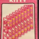 Hello Kitty Stickers 8 Sheets Sticker Xpress Party Pack Stocking Stuffers