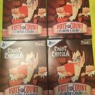 Four Count Chocolate Cereal Boxes 10.4 Oz Exp 08/17 Seasonal General Mills