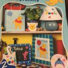 Winnie The Pooh Stencil Books Craft 1 Unused Vintage Diy Projects