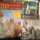 Abeka Book Bible Flash A Card Set Jesus Heals Helps Life Christ Series 3 Newer