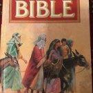Vintage THE CHILDREN'S BIBLE Large Hardcover Illustrated Golden Press 1965 1993