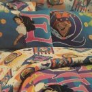New Vintage Disney Hunchback of Notre Dame & Esmerelda Pillow Case Set Of 2