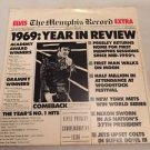 Elvis Extra 1969 Year In Review Commemorative Issue LP Vinyl Records Vintage
