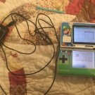 Nintendo Ds Bundle Original Handheld Game System Mario Charger Stylus Grey