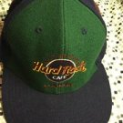 Hard Rock Cafe Save The Planet London Love All Serve All Snapback Hat Tri Color