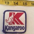 Vintage Patch Kangaroo Gas Station Memorabilia Automotive Rockabilly Oil