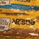 Two Nestle Toll House Butterscotch White Baking Morsels Chips 11oz bags