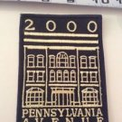 Patch Memorabilia 2000 Pennsylvania Avenue Americana