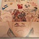 John Lennon Walls And Bridges June 1952 Age 11 USA LP Vinyl Records Vintage