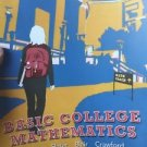 Basic College Mathematics by Jeffrey L. Slater, Jamie Blair, John, Jr. Tobey,...