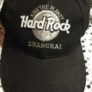 Hard Rock Cafe Save The Planet Shanghai Love All Serve All Black Silver Hat