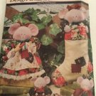 Butterick Pattern 6383 One Size Holiday Collection Mouse And Clothes Luv N Stuff