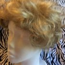 Christine Jordan Wig Ruby Average FR23/20 Light Blond Wavy Curly New Box Tag