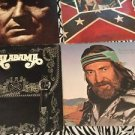 Vintage Vinyl Records Alabama Willie Nelson Lot Of 4 Always On My Mind Mountain