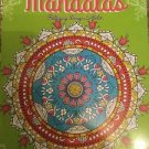 Adult Coloring Book Mandalas Patterns Kappa Designer Series Stress Relief