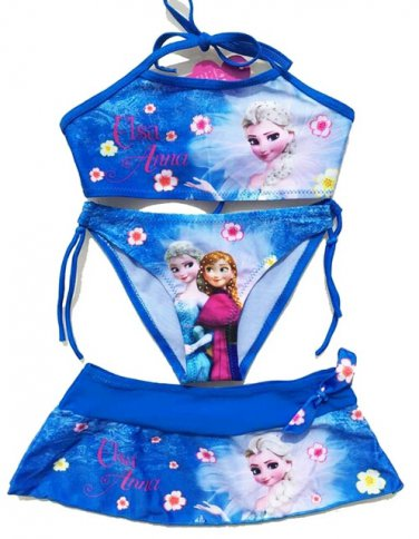 Little Girls Swimming Set