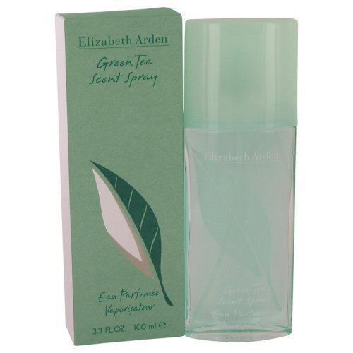 Green Tea By Elizabeth Arden Eau Parfumee Scent Spray 3.4 Oz