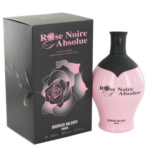 Rose Noire Absolue By Giorgio Valenti Eau De Parfum Spray 3.