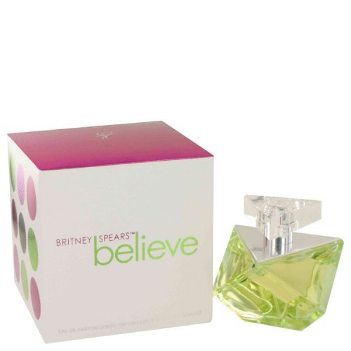 Believe By Britney Spears Eau De Parfum Spray 1.7 Oz