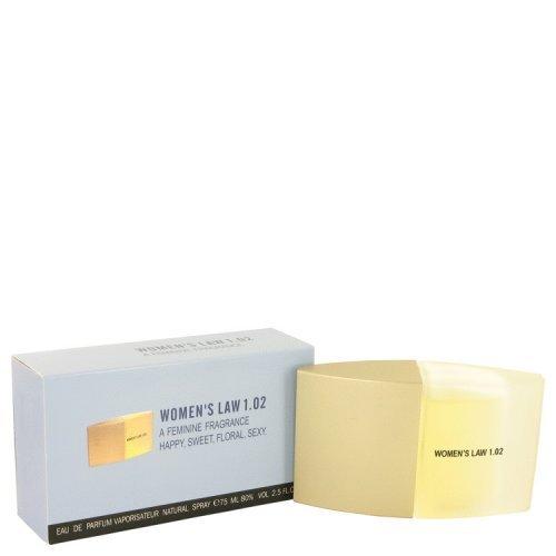 Women's Law By Monceau Eau De Parfum Spray 2.5 Oz