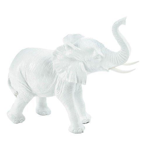 Textured White Elephant