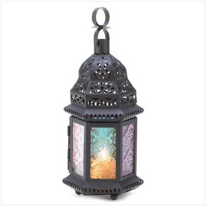 Magic Rainbow Candle Lantern
