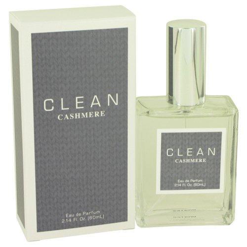 Clean Cashmere By Clean Eau De Parfum Spray 2.14 Oz