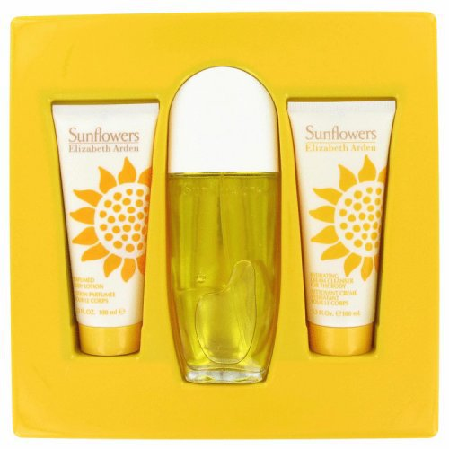 Sunflowers By Elizabeth Arden Gift Set