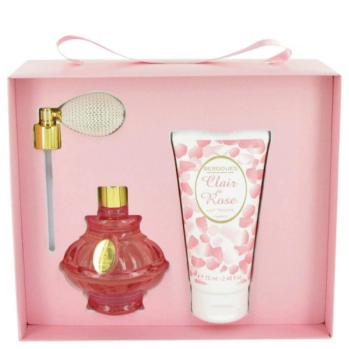 Clair De Rose By Berdoues Gift Set