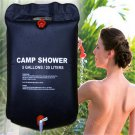 20L Foldable Outdoor Camping Solar Energy Heated Camp Shower Bag Water Storage