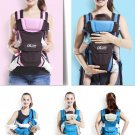 0-24M Ergonomic Baby Carrier Backpack Breathable Front Facing Sling Kangaroo