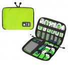 Portable Travel Cable Organizer Bag Electronics Accessories Storage Case