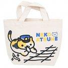 Neko Atsume Mini Tote Bag Ekichou-san RM-4749